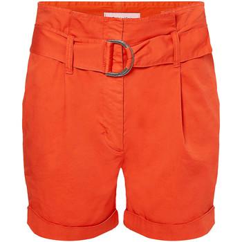 textil Dame Shorts Calvin Klein Jeans K20K202820 Orange
