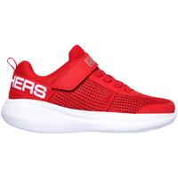 Sko Børn Lave sneakers Skechers 97875L Rød