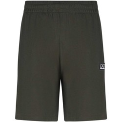 textil Herre Shorts Ea7 Emporio Armani 3KPS53 PJ7BZ Grøn