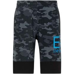 textil Herre Shorts Ea7 Emporio Armani 3KPS60 PJ5BZ Sort