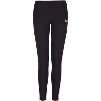 textil Dame Leggings Ea7 Emporio Armani 3KTP72 TJ01Z Sort