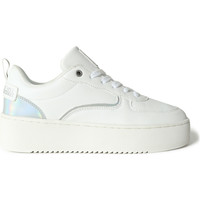 Sko Dame Lave sneakers Napapijri NP0A4F8NCO hvid