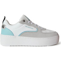 Sko Dame Lave sneakers Napapijri NP0A4FKQ hvid