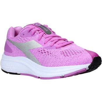 Sko Dame Lave sneakers Diadora 101174884 Lyserød