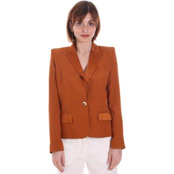 textil Dame Jakker / Blazere Cristinaeffe 0306 2545 Brun