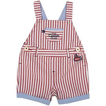 textil Dreng Buksedragter / Overalls Chicco 09045385000000 Rød