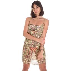 textil Dame Korte kjoler Me Fui M20-0456X2 Gul