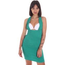 textil Dame Korte kjoler Me Fui M20-0354VE Grøn