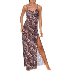 textil Dame Lange kjoler Me Fui M20-0462X1 Brun