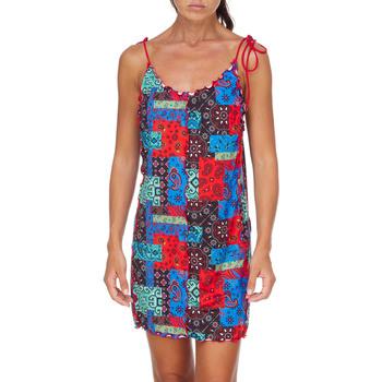 textil Dame Korte kjoler Me Fui M20-0361X1 Rød