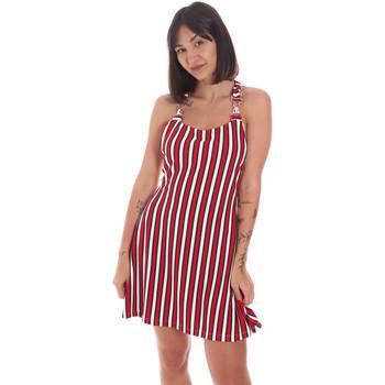 textil Dame Korte kjoler Me Fui M20-0364U Rød