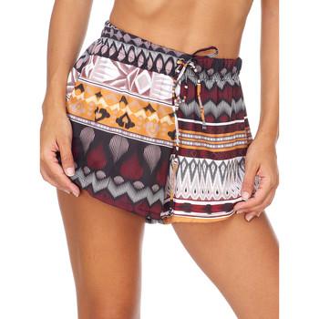 textil Dame Shorts Me Fui M20-0054X1 Brun