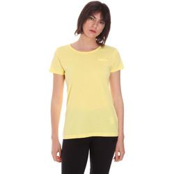 textil Dame T-shirts m. korte ærmer Diadora 102175886 Gul