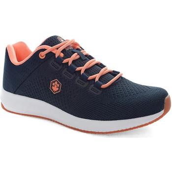 Sko Dame Lave sneakers Lumberjack SW62311 001EU C97 Blå