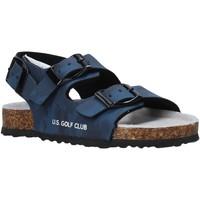 Sko Børn Sandaler U.s. Golf S21-S00UK861 Blå
