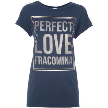 T-shirts m. korte ærmer Fracomina  FR21ST3012J40615