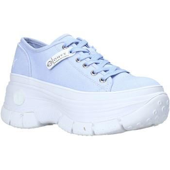 Sko Dame Lave sneakers Onyx S21-S00OX010 Violet