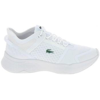 Sko Herre Lave sneakers Lacoste Court Drive Blanc Blanc Hvid