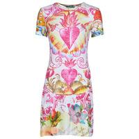 textil Dame Korte kjoler Desigual TATTO Flerfarvet