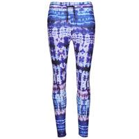 textil Dame Leggings Desigual TIEDYE Flerfarvet