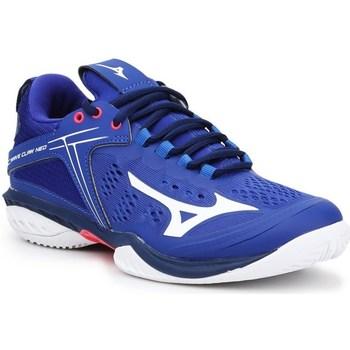 Sko Herre Lave sneakers Mizuno Wave Claw Neo Blå