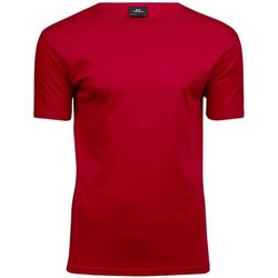 textil T-shirts m. korte ærmer Tee Jays T520 Red