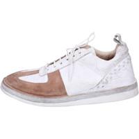 Sko Dame Lave sneakers Moma BH343 Hvid