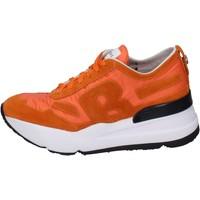 Sko Dame Lave sneakers Rucoline BH360 Orange