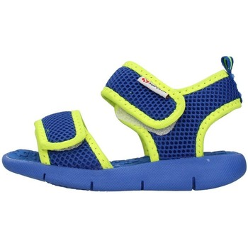 Sko Dreng Sandaler Superga S63S824 BLUE