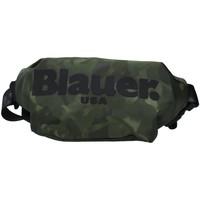 Tasker Bæltetasker Blauer S1CARTER05/CAM GREEN
