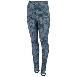 textil Dame Leggings 4F SPDF018 Grå