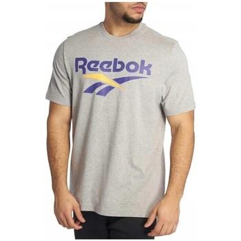 T-shirts m. korte ærmer Reebok Sport  CL V Tee