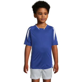 textil Børn T-shirts m. korte ærmer Sols Maracana - CAMISETA NIÑO MANGA CORTA Azul