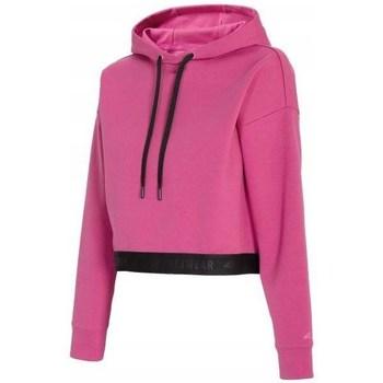 textil Dame Sweatshirts 4F BLD011 Pink
