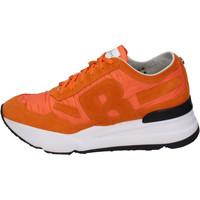 Sko Herre Lave sneakers Rucoline BH388 Orange