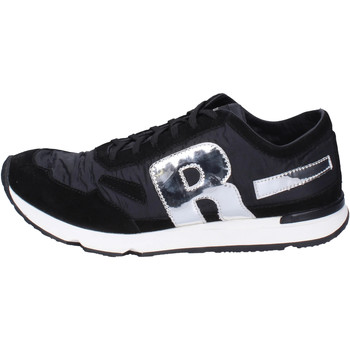 Sko Herre Lave sneakers Rucoline BH395 Sort