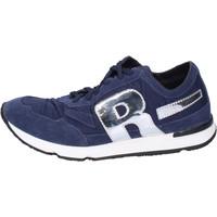 Sko Herre Lave sneakers Rucoline BH396 Blå