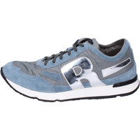 Sko Herre Lave sneakers Rucoline BH397 Blå