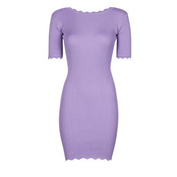 textil Dame Korte kjoler Yurban PAULINO Lilla