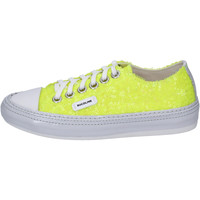 Sko Dame Lave sneakers Rucoline BH401 Gul
