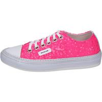 Sko Dame Lave sneakers Rucoline BH402 Rose