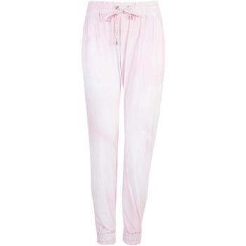 textil Dame Træningsbukser Pinko  Pink