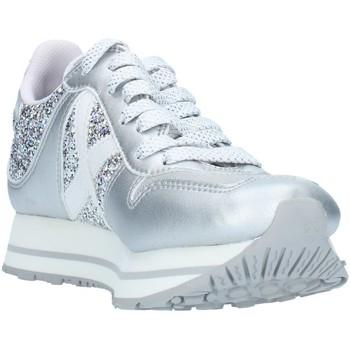Sko Dame Lave sneakers Munich 8810147 Silver