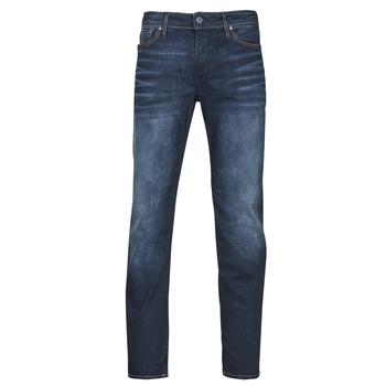 textil Herre Smalle jeans Jack & Jones JJICLARK Blå / Medium
