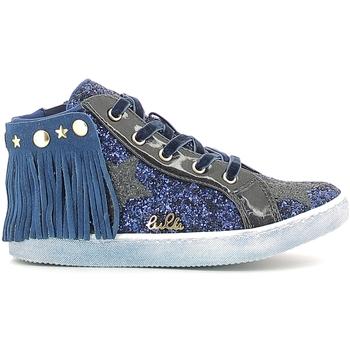 Sko Pige Høje sneakers Lulu LS150014S Blå