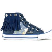 Sko Pige Høje sneakers Lulu LV010060T Blå