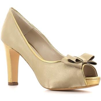 Sko Dame Højhælede sko Grace Shoes 834 Guld