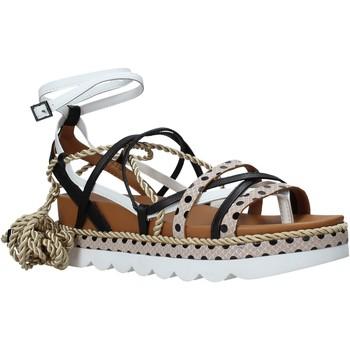 Sko Dame Sandaler Manila Grace S620DU Sort