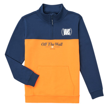 textil Pige Sweatshirts Vans SOLAL Blå / Gul