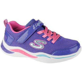 Sko Børn Fitness / Trainer Skechers Power Petals-Glitzy Petals Violet